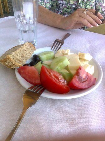 Flora Taverna: A quick lunch time snack