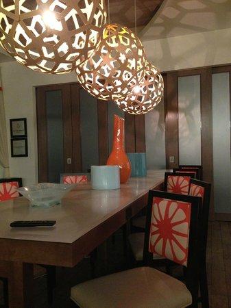 Hampton Inn & Suites Orange Beach: Breakfast dining area