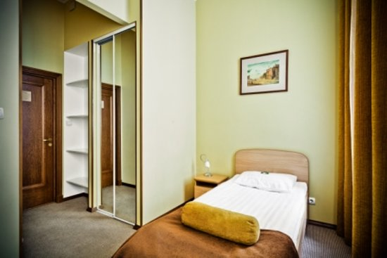 Shelfort Hotel: Single Standard Room