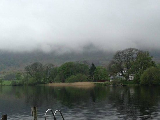 The Hairy Coo - Free Scottish Highlands Tour: Lake of Menteith
