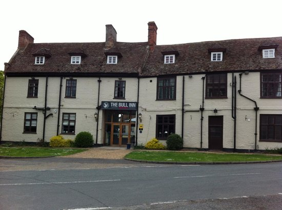 The Bull Inn: It doesn't look like much, but it was great!