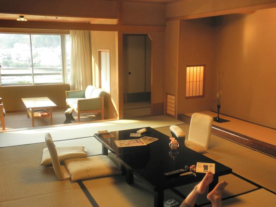 Suimeikan: とても 落ち着ける部屋です