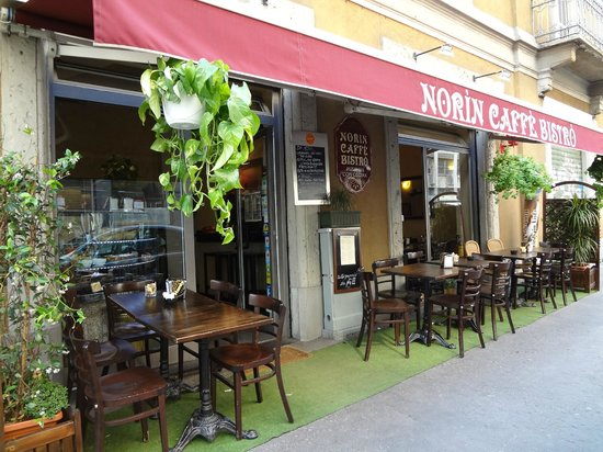 Norin Caffe Bistro: bistro accogliente