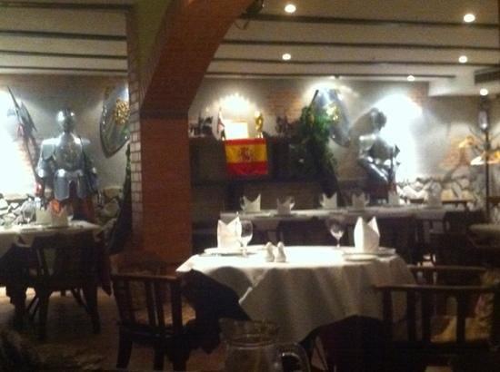 Rioja Spanish Bar & Restaurant: Добавить подпись