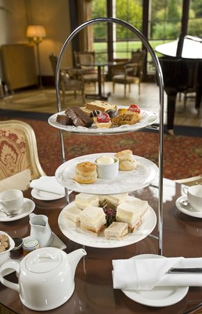 Afternoon Tea at Mar Hall