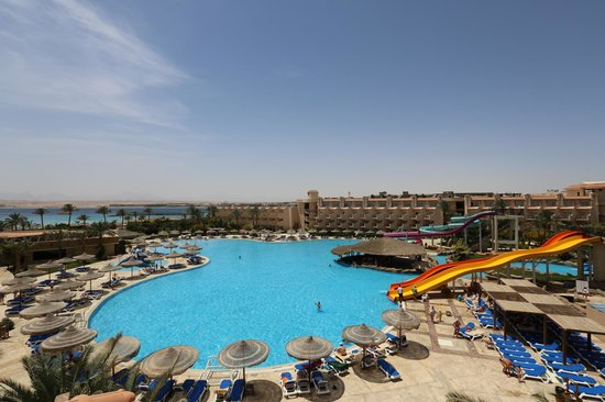 Lti resort grand bay sahl hasheesh