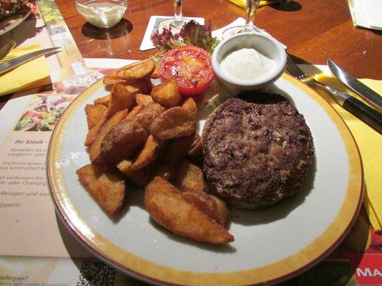 MAREDO Steakhouse Berlin Kurfürstendamm: Mmmmmmmm....me lo mangerei subito!!!!