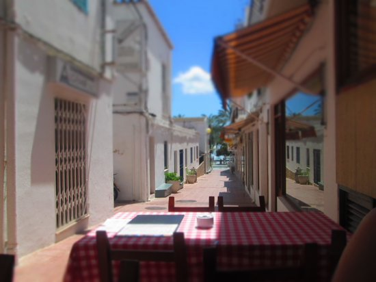 Restaurante Pepe Caribe: la via del ristorante