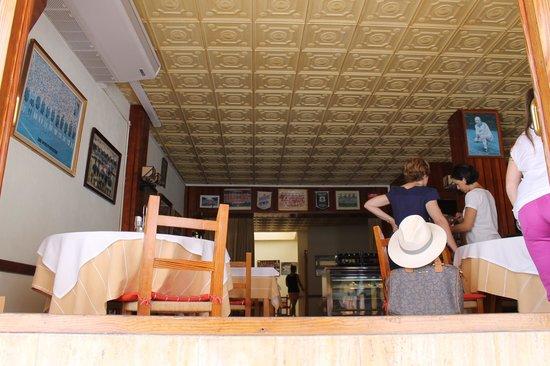 Restaurante Pepe Caribe: sguardo sulla sala interna