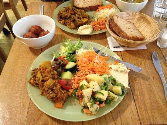 vegetarisk restaurang södermalm
