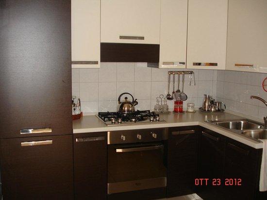 Casa Miraglia: Cucina