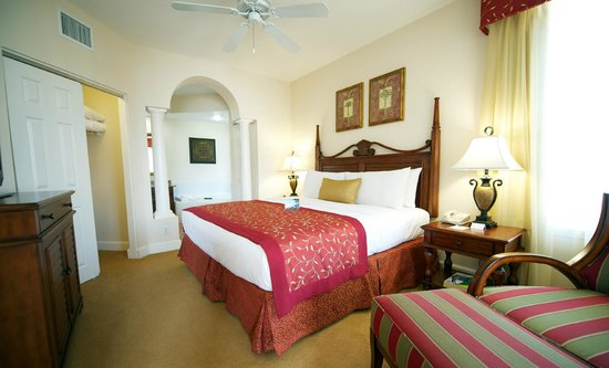 Grande Villas Resort : Room