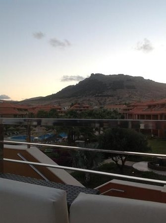 Pestana Porto Santo All Inclusive: The view from the Sunset Lounge