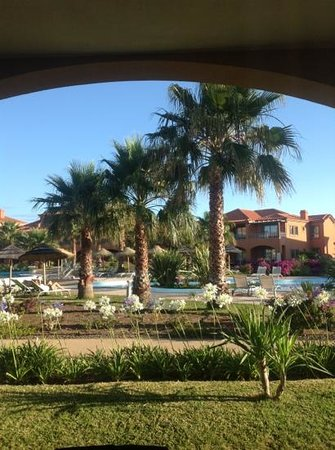 Pestana Porto Santo All Inclusive: The view from our room!