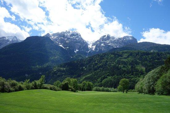 Dolomitengolf Hotel & Spa : Golfplatz