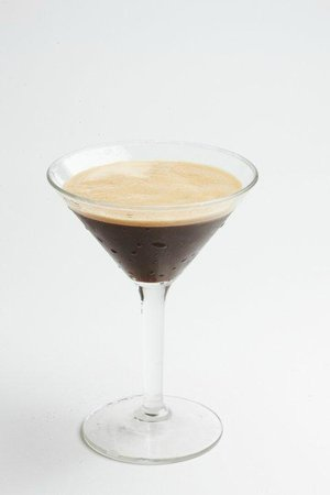 Cafe Venetia: Refreshing Caffe Freddo. Double-shot espresso shaken on ice. Photo: Paolo Castiglioni