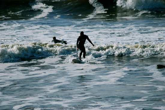 The Green Room Surf Shop and School: Surfing in Lahinch