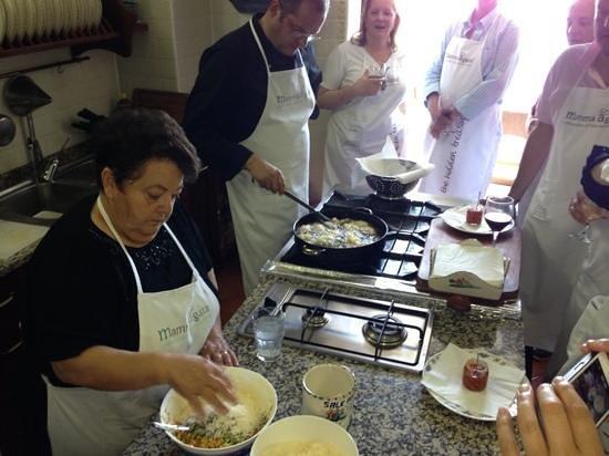 Mamma Agata - Cooking Class : -