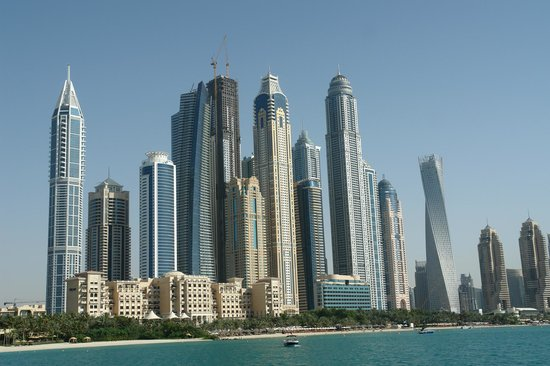 Habtoor Grand Resort, Autograph Collection, A Marriott Luxury & Lifestyle Hotel: city