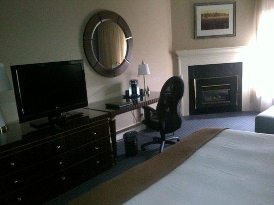 كوينز لاندينج: Standard room
