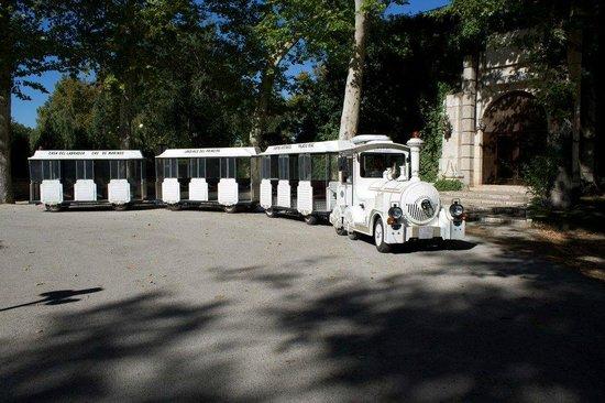 Arantour-Chiquitrén: Tren Turístico de Aranjuez, Museo Falúas (Chiquitrén)