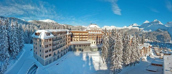 Photo of Waldhotel National Arosa