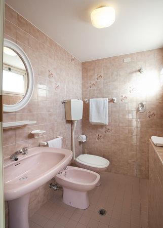 Hotel Giordo : bagno