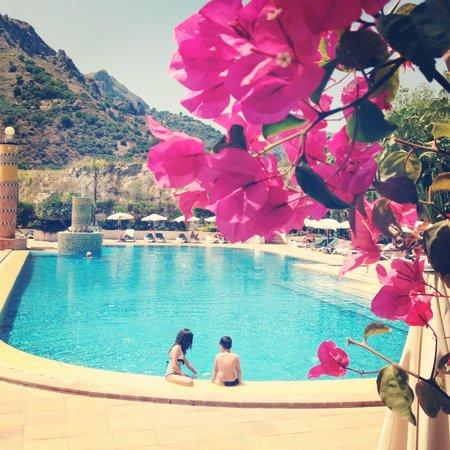 Hotel Antares: Piscina