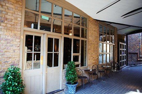 Photo of American Restaurant VOC Grill at Regents Quarter 2 Varnishers Yard, London N1 9FD, United Kingdom