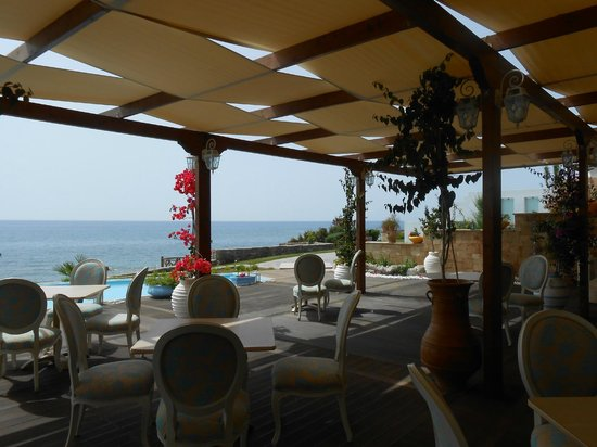 Atrium Prestige Thalasso Spa Resort and Villas: Restaurant Thalassa