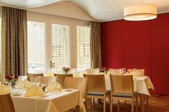 Hotel Schwärzler: Restaurant
