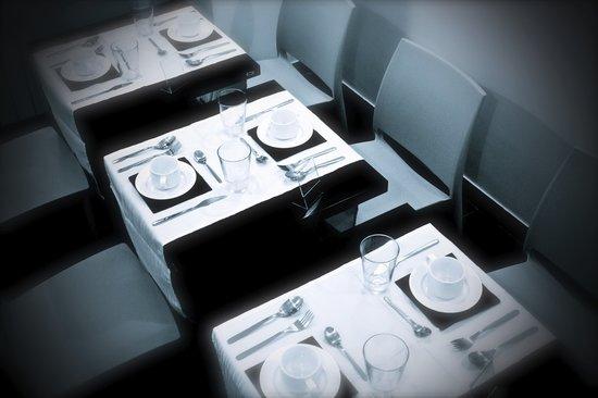 Andrea Doria Resort : tavola colazione