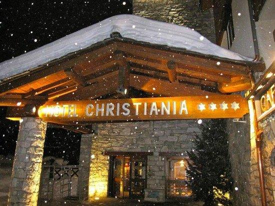 Hotel Christiania : Hotel Facade