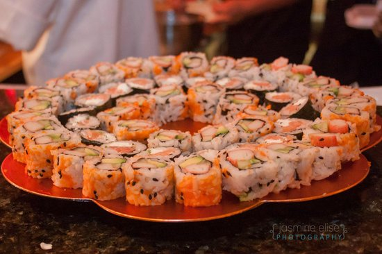 Bangkok Cuisine: If Thai isn't your flavor, try our Sushi Bar