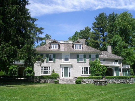 Chesterwood Museum : French's summer Home