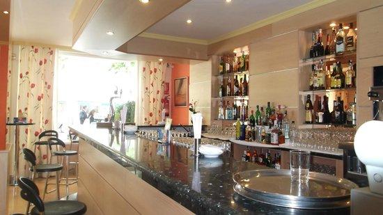 Hotel Don Paquito: Bar.