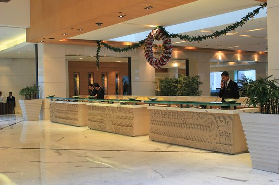 The Grand New Delhi: Reception