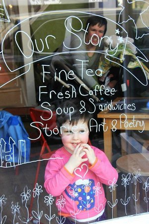 Our Story Cafe: Open mon-sat