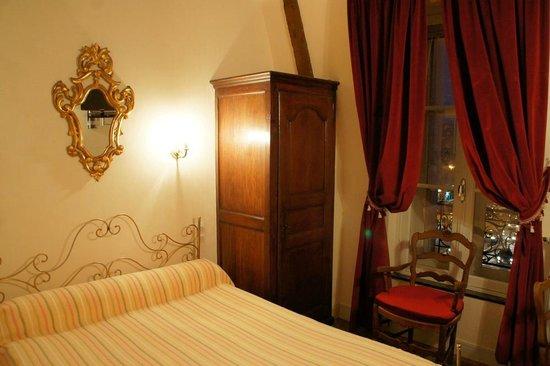Hotel Montsegur: Chambre single