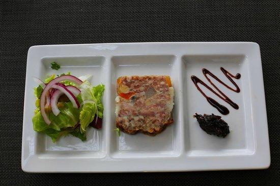 Villa Bellagio - Blois: Restaurant