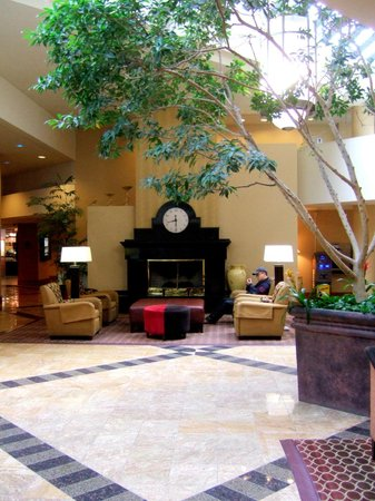 The National Hotel and Suites Ottawa: main lobby