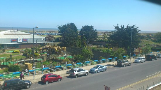 Greystones Hotel: View from room 8