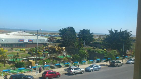 Greystones Hotel: View from room *