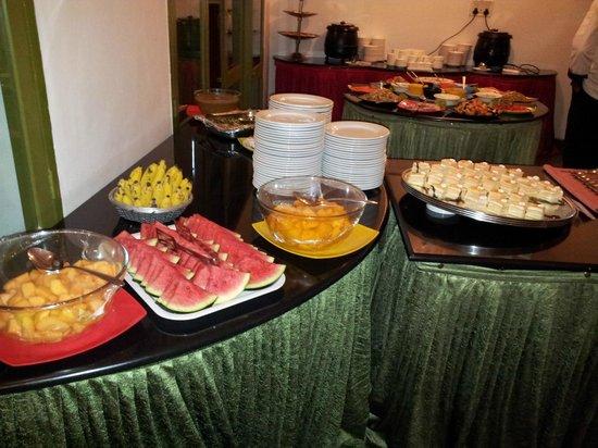 Mountain Club Resort: breakfast