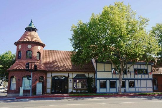 Wildling Art Museum: Our new location in Solvang