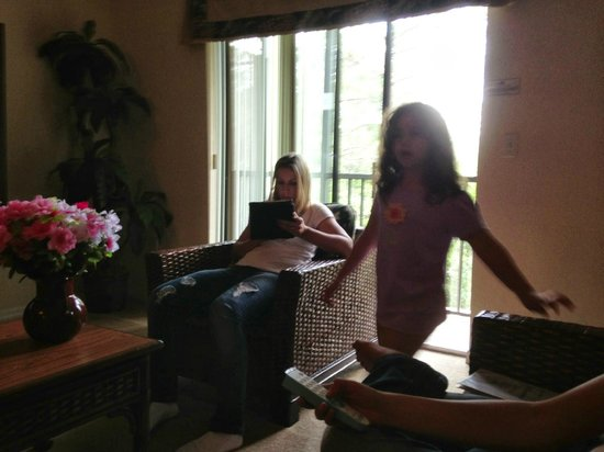 Caribe Cove Resort Orlando: Sala