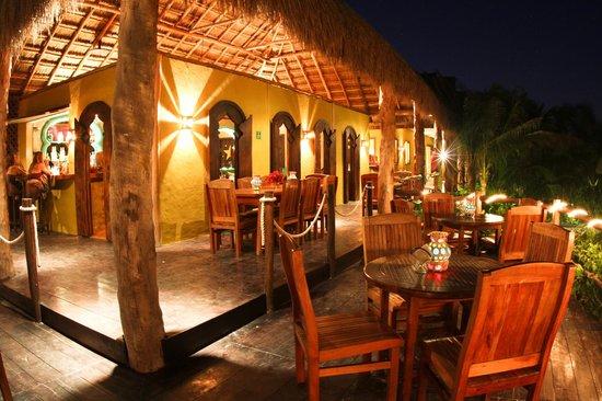 Restaurante Las Estrellas: View from outside