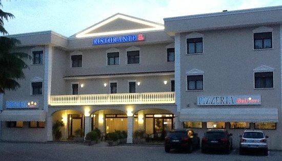 Hotel Belfiore: Hotel/Ristorante
