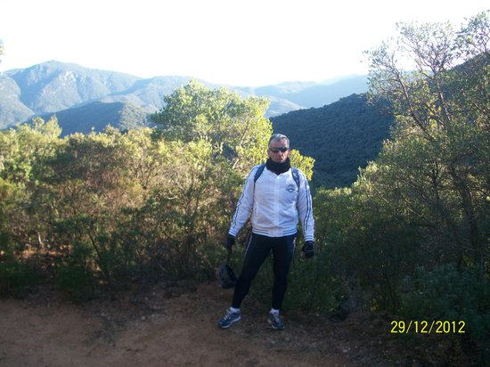 Monte Arcosu: Cima Peppi Meloni