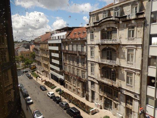 Clarion Suites Lisbon: view